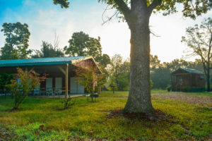 Secluded Group Retreat, with Pavilion, and Amenities